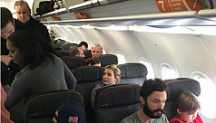 Passenger ejected from flight after...