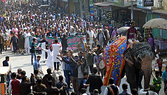 Victory Day celebrated with fanfare,...