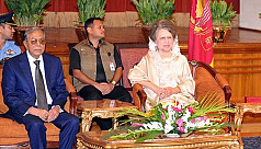 Khaleda-led BNP delegation to meet president...