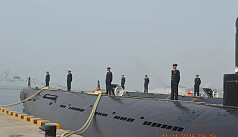 Navy's China-made submarines to be commissioned...