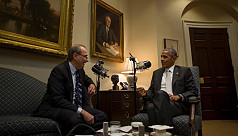 Podcast: Obama confident he could have...