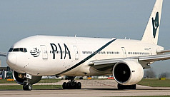 PIA pilot pushes crew members out of...