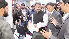 Shahriar: Youths start building Digital...