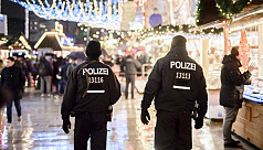Two arrested in Germany over mall attack...