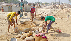 Workers dogged by dust and disease