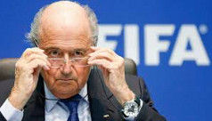Blatter blasts Infantino over lack of...