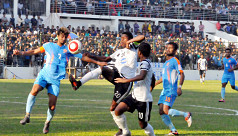 Abahani do the double over...