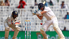 India off to good start after Dawson...