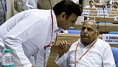 'Patricide' spices up Indian political...