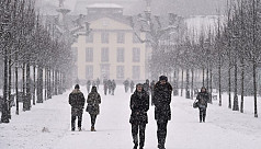 Deaths, travel chaos in Europe cold...