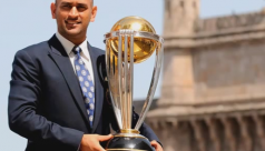 Dhoni steps down as India's limited...