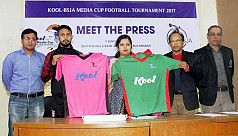 Kool-BSJA Media Cup Football begins...