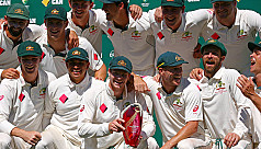 Australia romp to emphatic win for series...