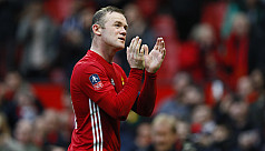 Rooney 'proud' to equal Charlton goal...