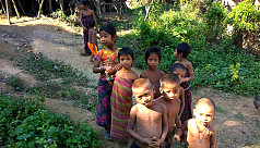 Indigenous children at risk of forced...
