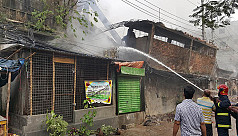 Gulshan fire spreads to adjacent...