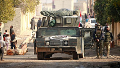 '70% of east Mosul retaken from Islamic...