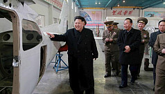 North Korea close to test launch of...