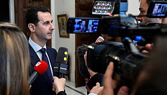 Assad: Syrian government ready to negotiate...