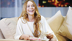 Lindsay Lohan in a 'period of renewal'
