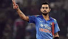 Kohli succeeds Dhoni as India's limited-overs...