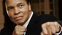 Some final thoughts on Muhammad Ali,...