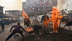 Political situation in Nagaland on the...