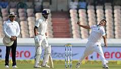 In photos: Bangladesh vs India Test...