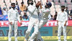 In photos: Bangladesh vs India Test...