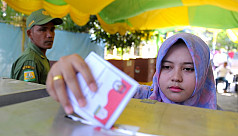 Religious tensions, fake news test Indonesia's...