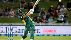 Calm De Villiers leads South Africa...