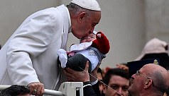 Pope Francis to visit Dhaka in...