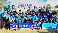 ULAB clinch 10th ULAB Fair Play Cup...