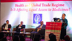 'Health, global trade regime affecting...
