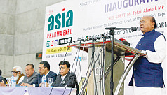 Ninth Asia Pharma Expo begins