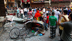 Lalbagh explosion injures 9
