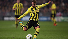 Dortmund's Goetze sidelined with