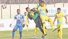 Ctg Abahani into Club Cup semis, Mohammedan...