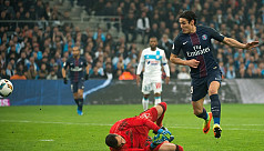 Lethal PSG stay in title race with 5-1...