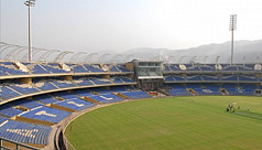 Rajiv Gandhi International Cricket Stadium...