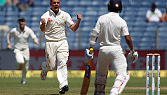 O'Keefe grabs six wickets as India collapse...