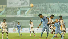 2nd Sheikh Kamal Int'l Club Cup: Abahani...