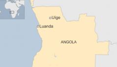 Stampede at Angolan stadium kills...