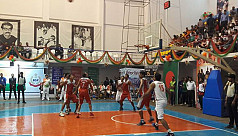 BGB beat BSF 40-29 in basketball...