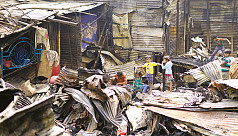 Mohammadpur slum fire likely linked...