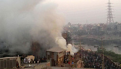 3 of a family killed in fire at plastic...