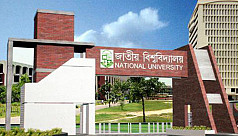 National University proctor, two others...