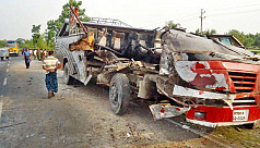 Road deaths claimed 15 lives a day in...