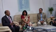 Tofail: Padma Bridge plotters should...
