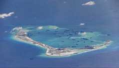US officials: China finishing South...